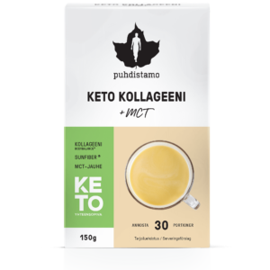 Keto Collageen + MCT + Sunfiber